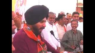 Sidhu in KAITHAL 13 OCT