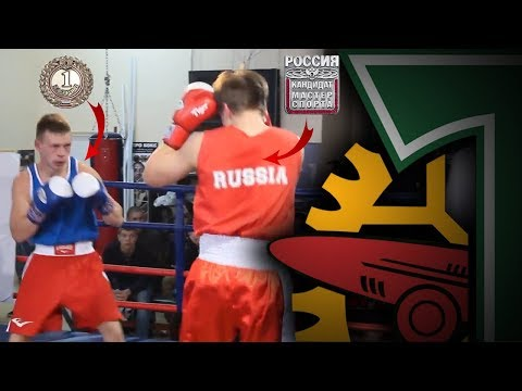 Как боксируют Торпедо