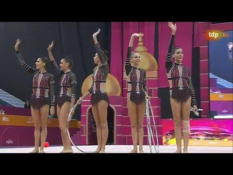 2019 World Championships Baku - Groups AA