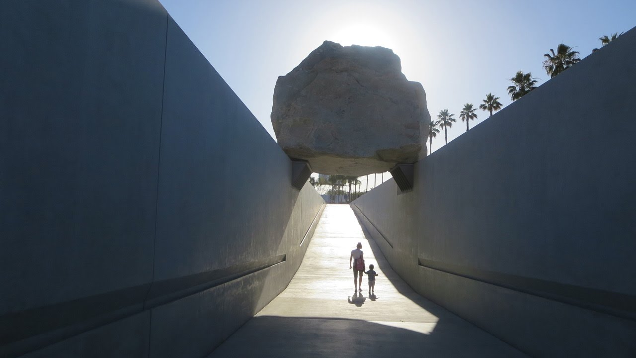 Levitated Mass   Trailer   New Release