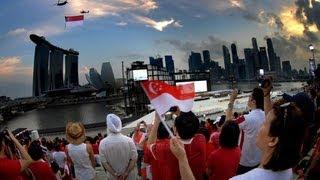 Singapore National Day 2013 - Happy 48th Birthday Singapore