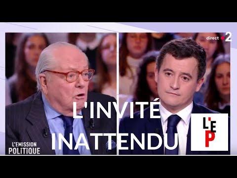 L'Emission Politique Du 15 Mars 2018 -  L'invité Inattendu (France 2)