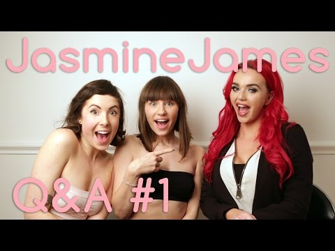 Jasmine James Q&A! - Porn Star Curious...