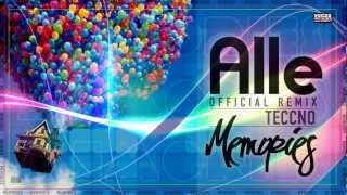 Alle - Memories (Teccno Official Remix)