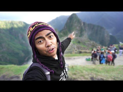 I Touched Machu Picchu!   Peru Final Episode