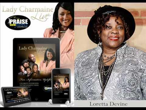 Loretta Devine on Lady Charmaine Live Interview