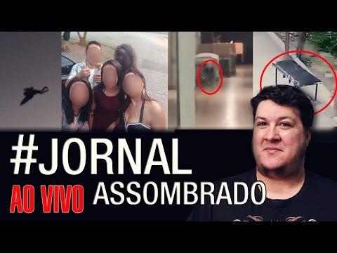 J.A.#14: Fantasmas em Hospitais | Horripilante Foto de Fantasma | Foto do Homem Mariposa