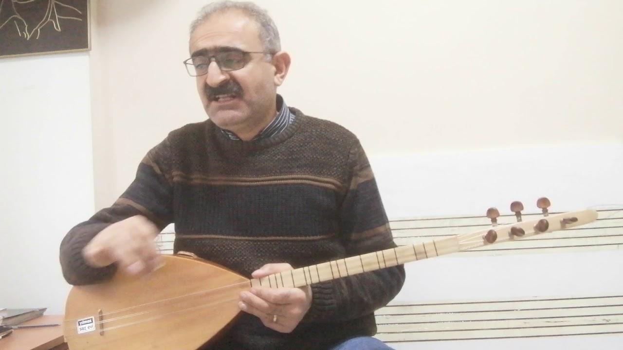 Deli Gönül Feryad Etme Boşuna Kısa Sap Solfej Görkem Gayretli