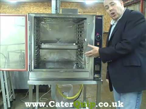 Used Catering Equipment - Groen Steam Convection Oven