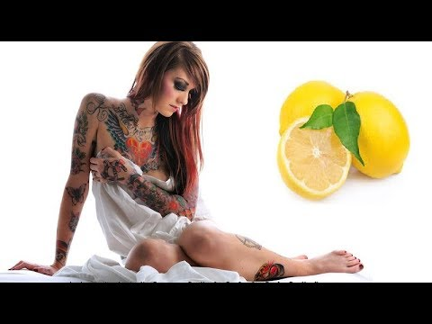 CAN LEMON FADE AND REMOVE TATTOOS? Watch Now!