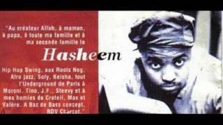 "HASHEEM ""H Groove"""