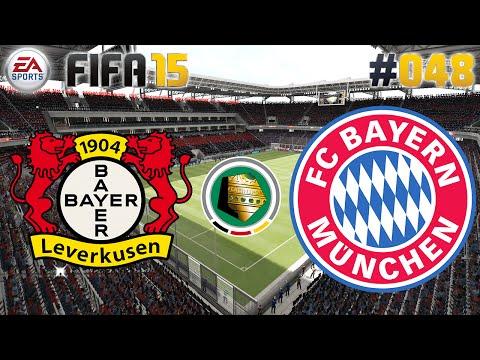 FIFA 15 #048 Bayer Leverkusen vs. FC Bayern ★ DFB Pokal ★ Let's Play FIFA 15 Multiplayer [Deutsch]