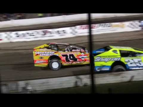 Start of 358 Modified Feature (Phone Died) @ Lebanon Valley Speedway on 7/14/19