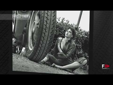 """PIRELLI CALENDAR 2014"" By Helmut Newton by Fashion Channel"