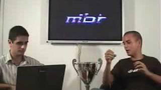MiBR TV - Entrevista Chataum e Corassa - Parte 05 de 05