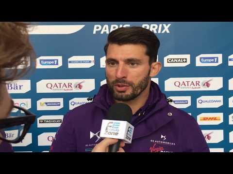 José María López - Paris Pre Race Interview