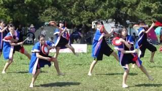 北小岩小学校 江戸川よさこいMyフェスタ2016