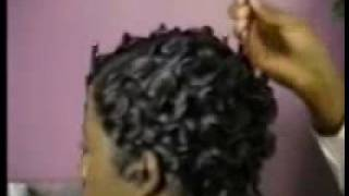 Buckled Wave Bob by