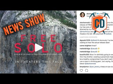 Is The New Alex Honnold Movie Too Dramatic?  Climbing Daily Ep.1231