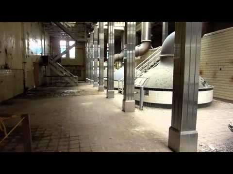 Pabst Brewery Tour Part 1(2011) For