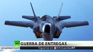 El Pentágono suspende la entrega de los cazas F-35 a Turquía por su acuerdo de compra de S-400 rusos