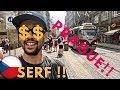 اجي  شحال ساويا لكرونة فبلاد تشيك  Dini m3ak Anas Haz' Vlogs 3 République tchèque