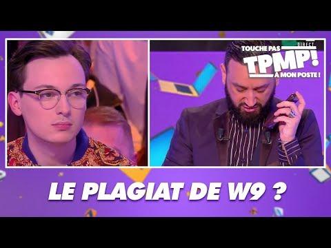 Cyril Hanouna en colère contre la chaîne W9 qu'il accuse de plagiat pour 'La grosse rigolade'