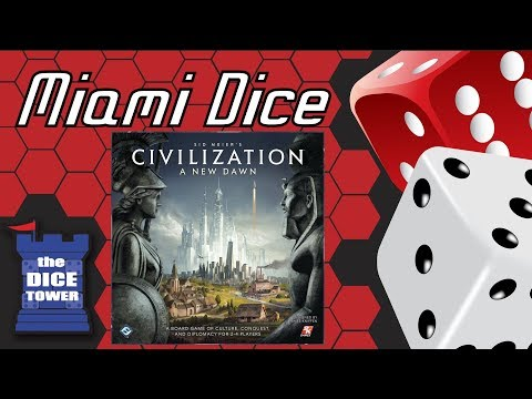 Miami Dice - Sid Meier's Civilization: A New Dawn