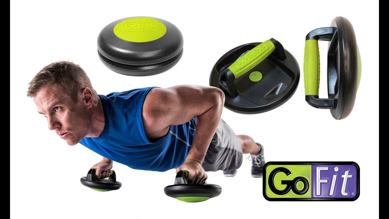 Liegestützgriffe Gofit Push-Up Bars NEU* Krafttraining & Gewichte