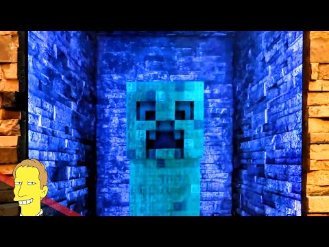 MINECRAFT EXHIBITION: Live Experience at the Museum of Pop Culture