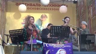 Sоundcheck Музыкально-поэтический спектакль Натальи Фаустовой Колыбельные для всей семьи