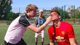BRUTAL DEATH FORFEIT FOOTBALL PENALTIES Video