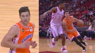 NBA Players GET DESTROYED By Jimmer Fredette Who Scores 41 Points! Rockets vs Shanghai Sharks