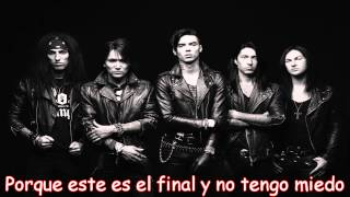 Black Veil Brides - In The End (Sub español)