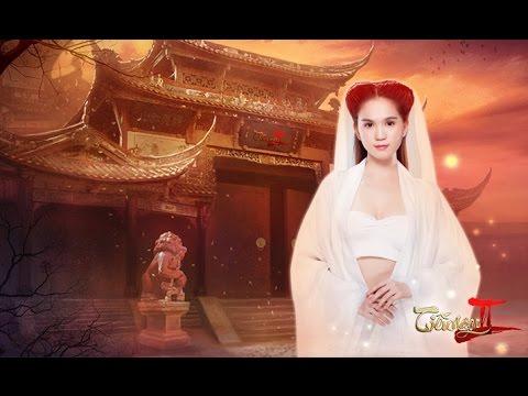 Official Trailer: Xạ Điêu Anh Hùng. Máy chủ mới 14.01.15 (Tiếu Ngạo Giang Hồ 3D