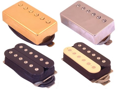 Do It Yourself - How To Change Pickups (Courtesy of Seymour Duncan)