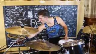 Shark Dad - Dance Gavin Dance (Drum Cover)