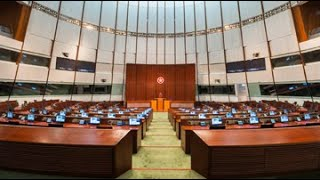 立法會會議(2020/01/08)