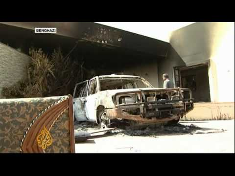 Libya launches probe into US embassy attack