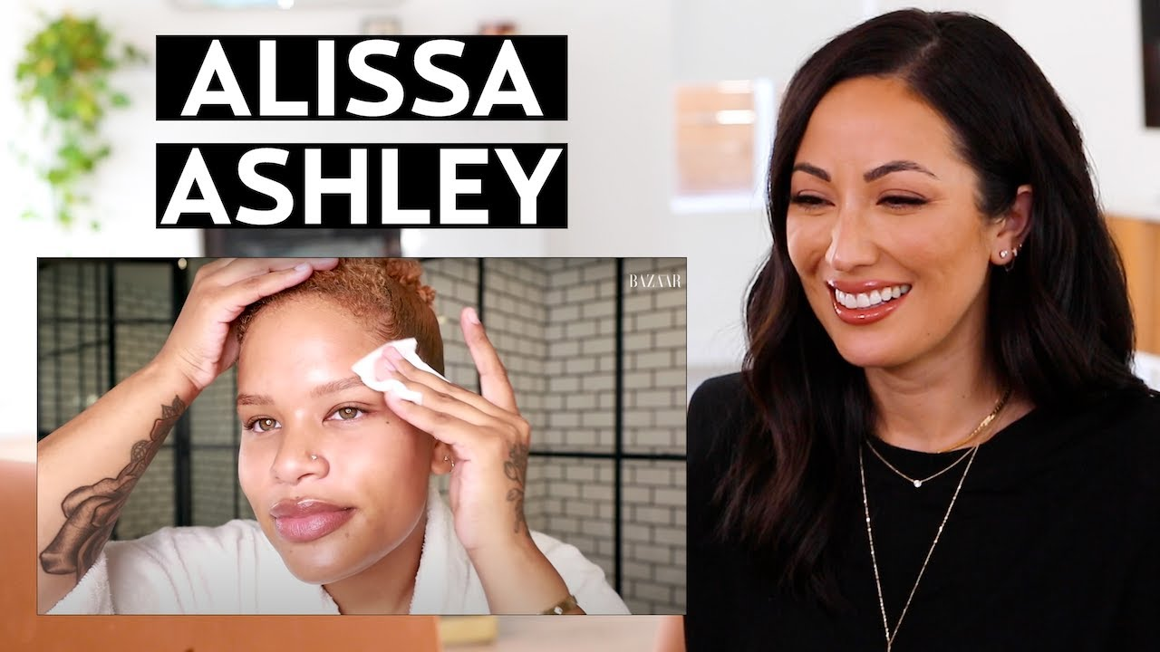 @Alissa Ashley's Skincare Routine: My Reaction & Thoughts | #SKINCARE