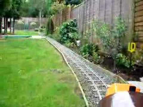 """5"""" Gauge Garden Railway"""