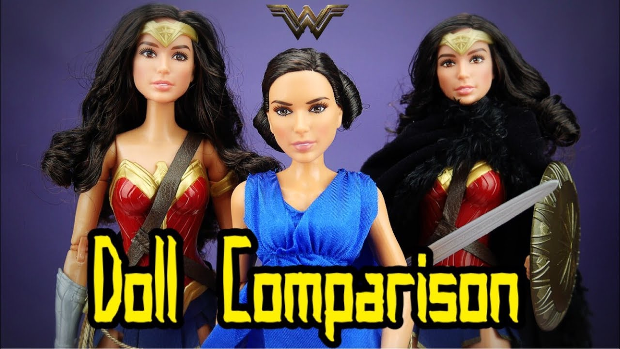 unrealistic comparison of a womans image to a barbie doll The image of barbie doll barbie dolls are tremendously amazing of its outfits and styles  if you will look at it, you will immediately utter the word confident from your mouth.