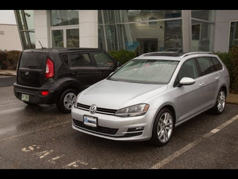 Heather Shops for a New Car - Noyes Volkswagen