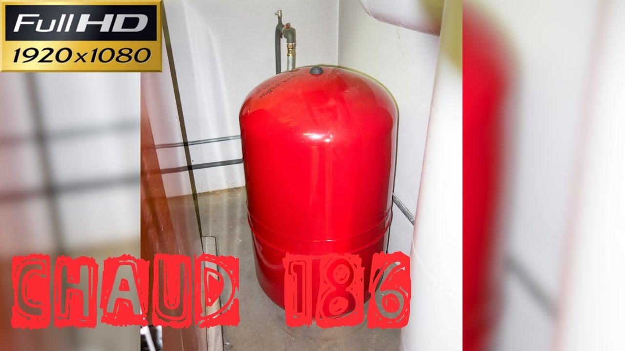 chaud186 le vase d 39 expansion contr le de la pression de gonflage et de la pression de. Black Bedroom Furniture Sets. Home Design Ideas