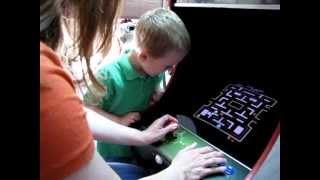 Build - Mini Mame Arcade Cabinet Plans