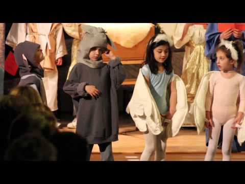 2012 Christmas Pageant