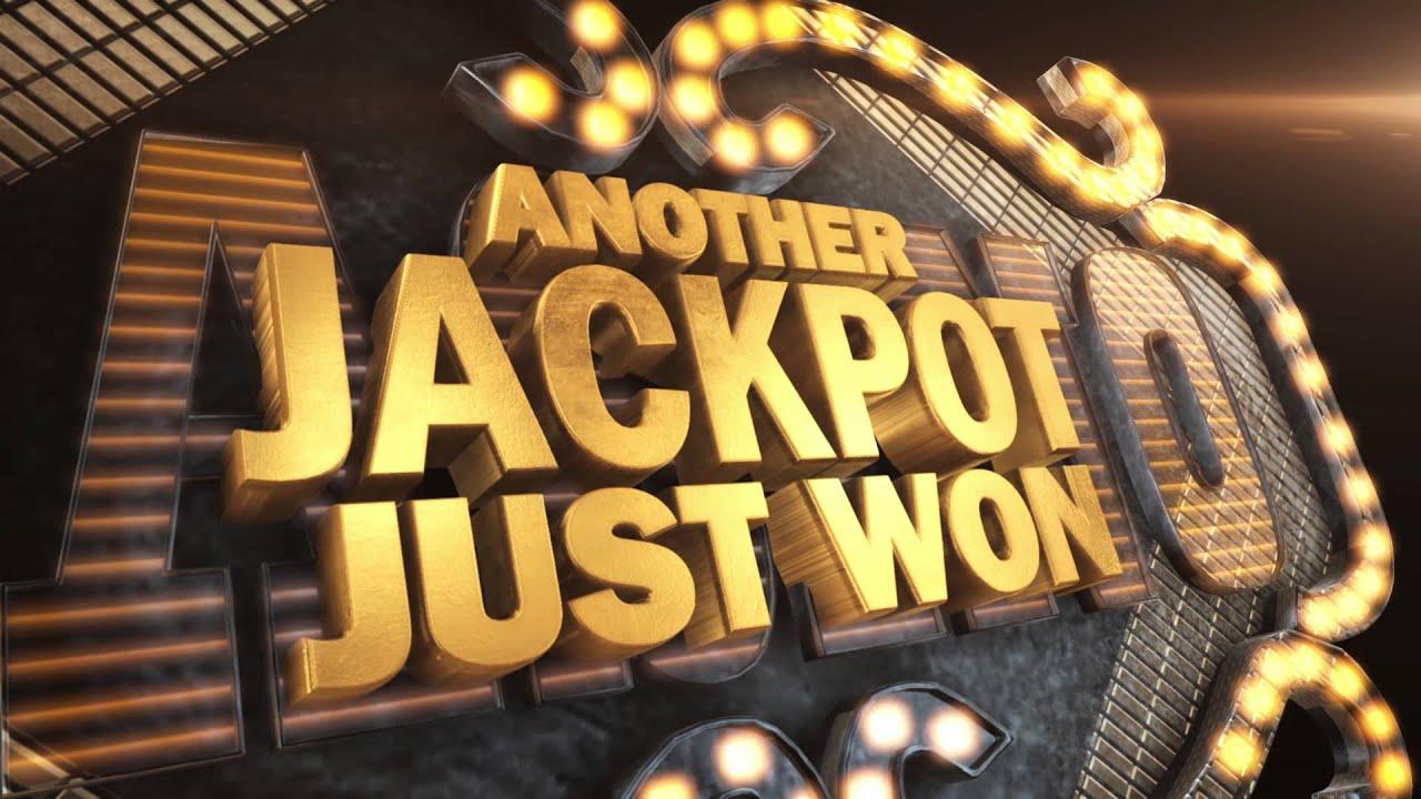 Jackpot celebration 3d animation for casino digital for Asino amiatino