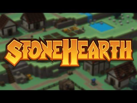 Stonehearth - La relève de Rimworld ? [REDIFF]