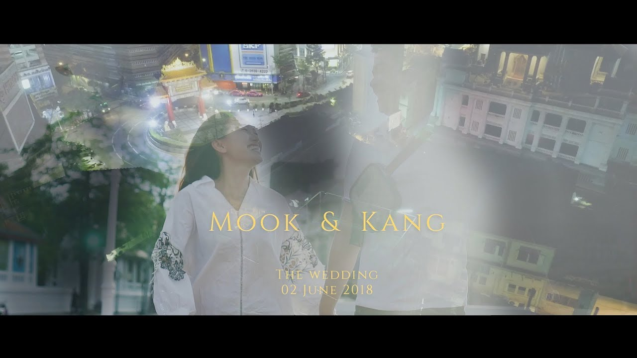 Wedding shortfilm K.Mook+Kang