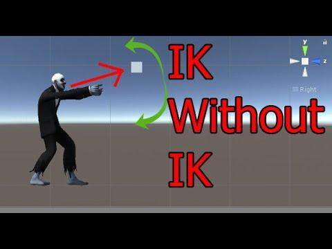 Unity3d :Basic IK Tutorial